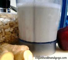 Chai Spice Cashew Milk